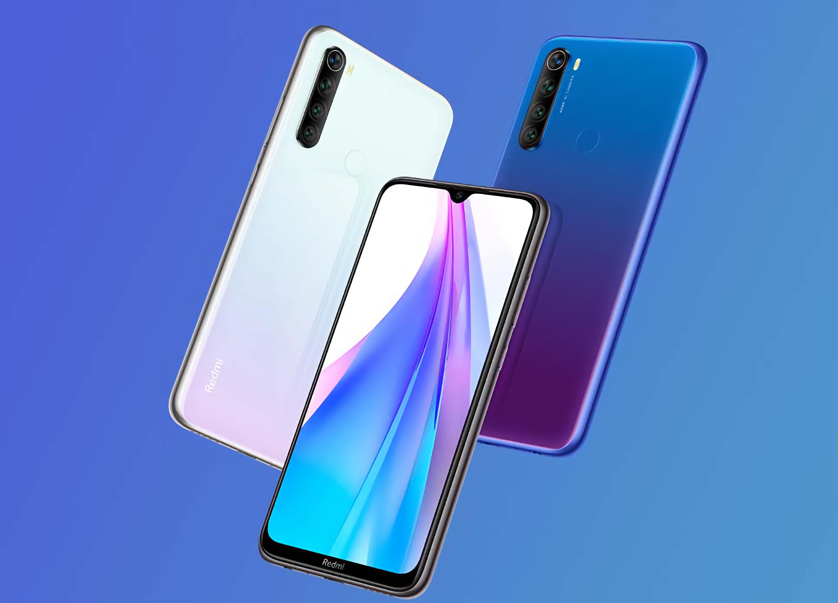 Redmi Note 8 и Redmi Note 8T стали самыми продаваемыми смартфонами в первом квартале 2020 года после iPhone 11