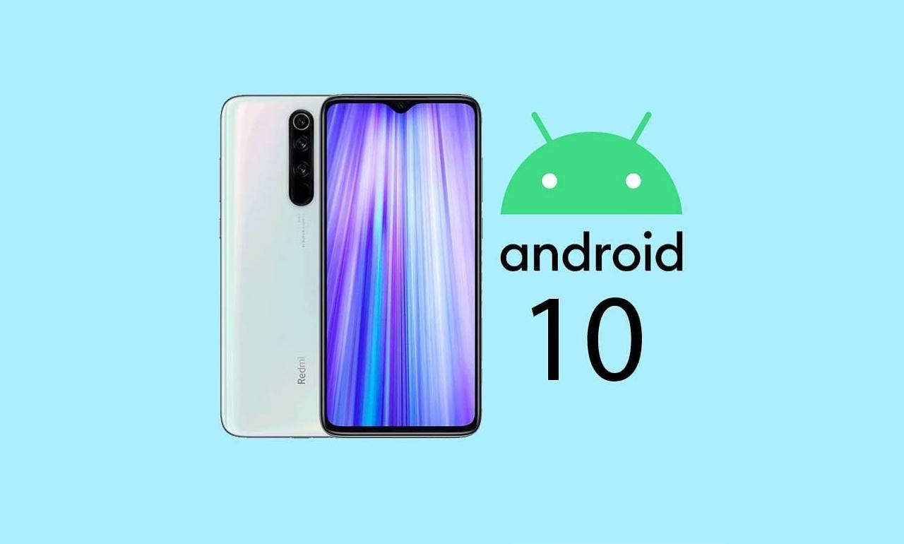 Xiaomi рассказала когда выпустит Android 10 для Redmi Note 8 и Redmi Note 8 Pro