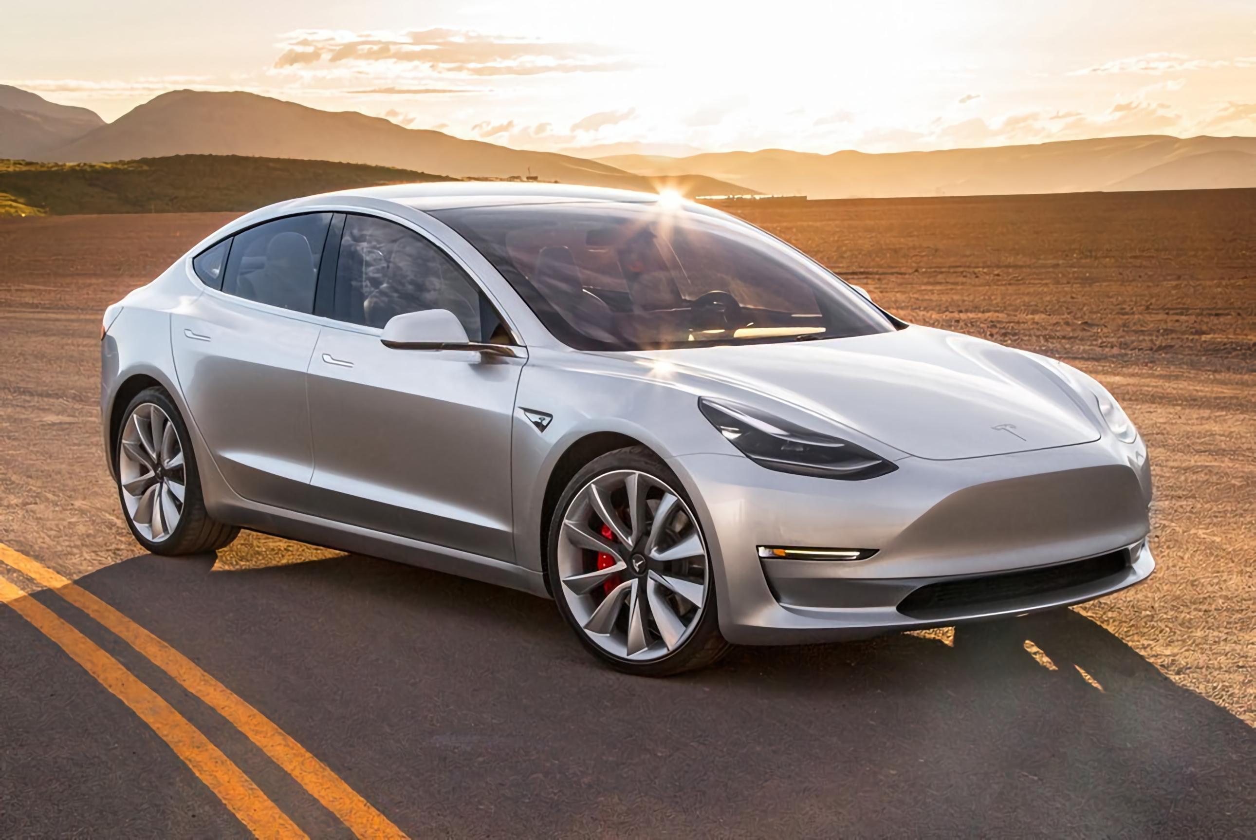 Tesla готовит рестайлинг Model 3: обновят «начинку», внешний вид, центральную консоль и рулевое колесо