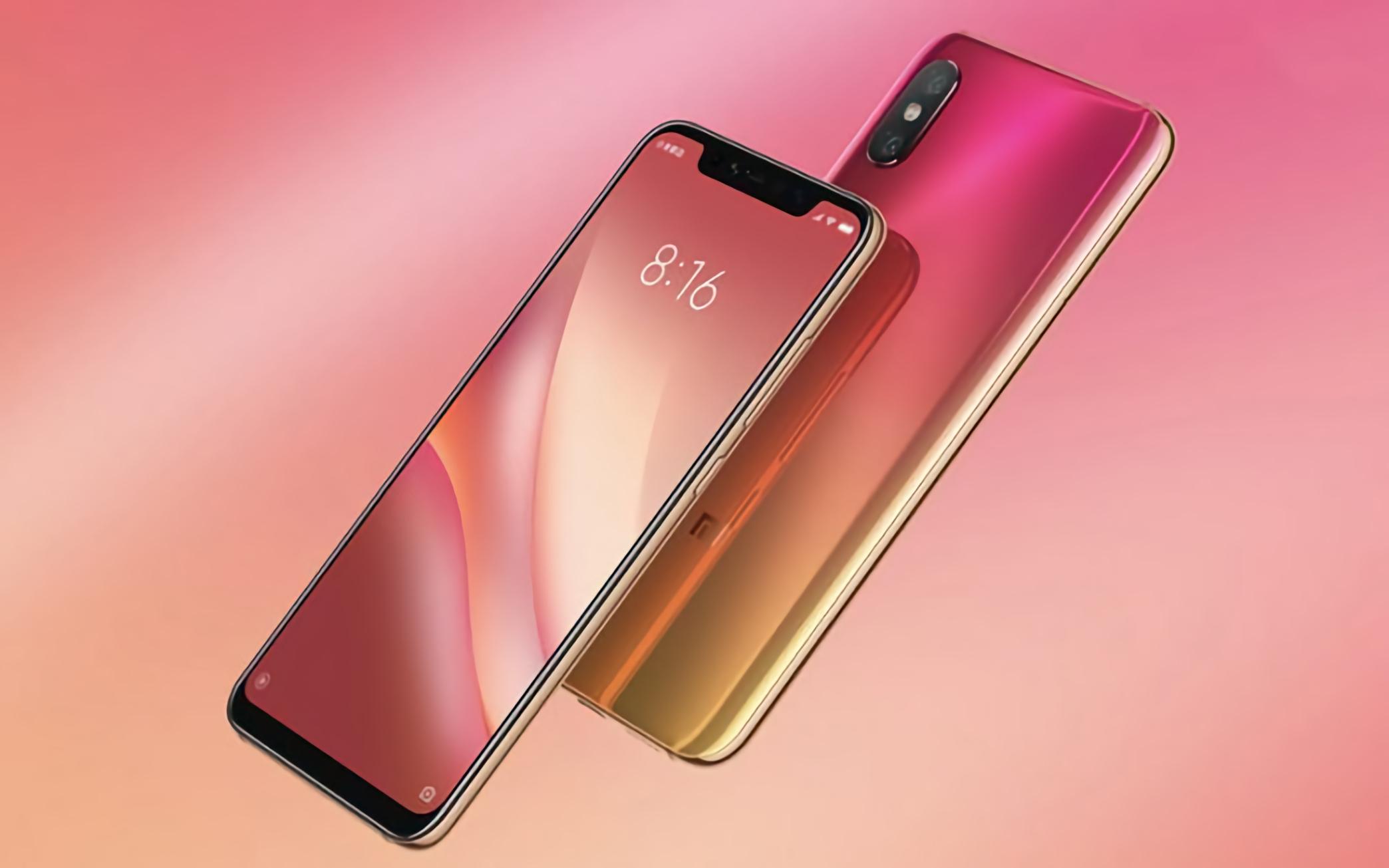 Xiaomi Mi 8 начал получать стабильную версию MIUI 12
