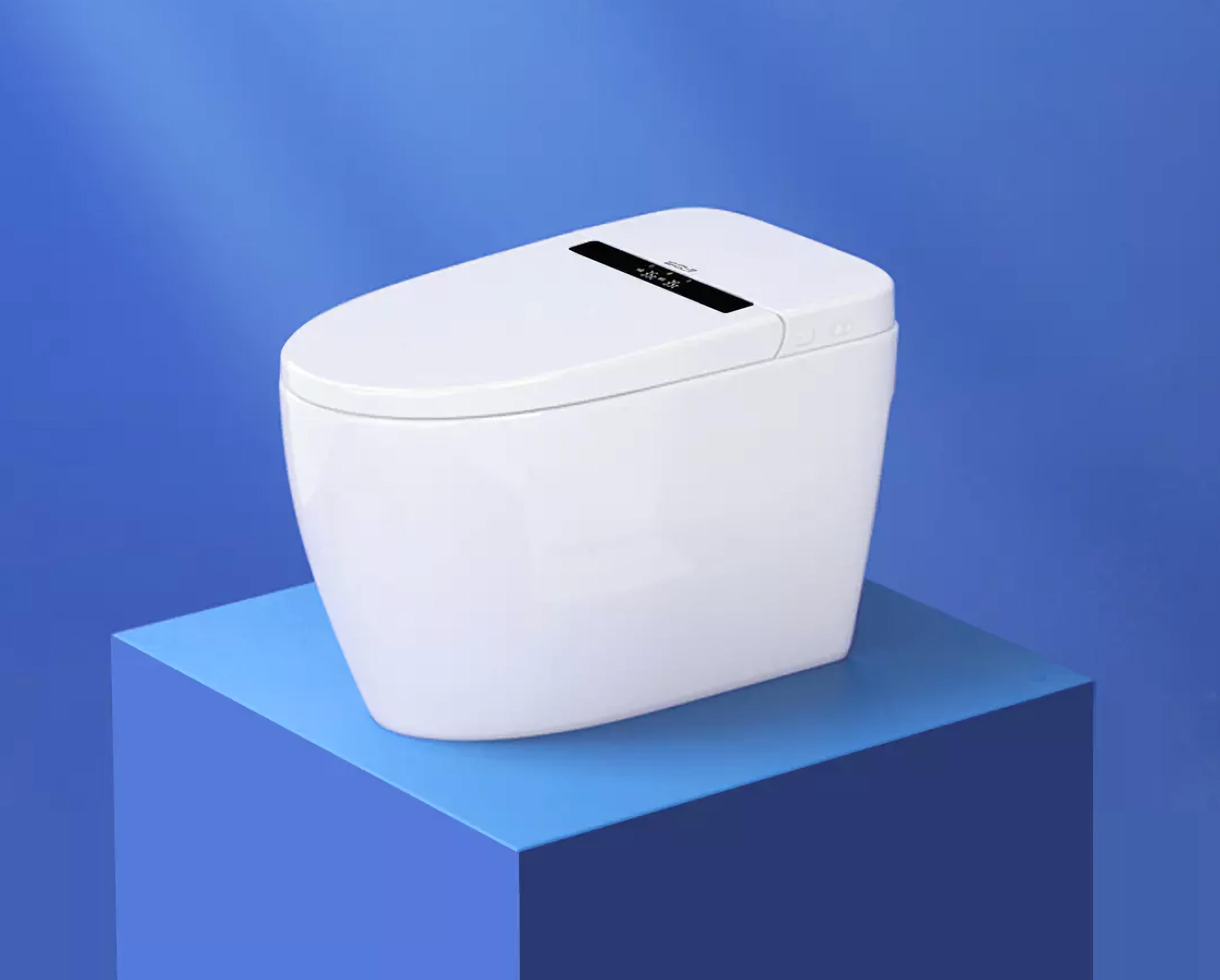 Xiaomi показала новый умный унитаз с функцией автоматического слива, беспроводным пультом управления и ценником от $162