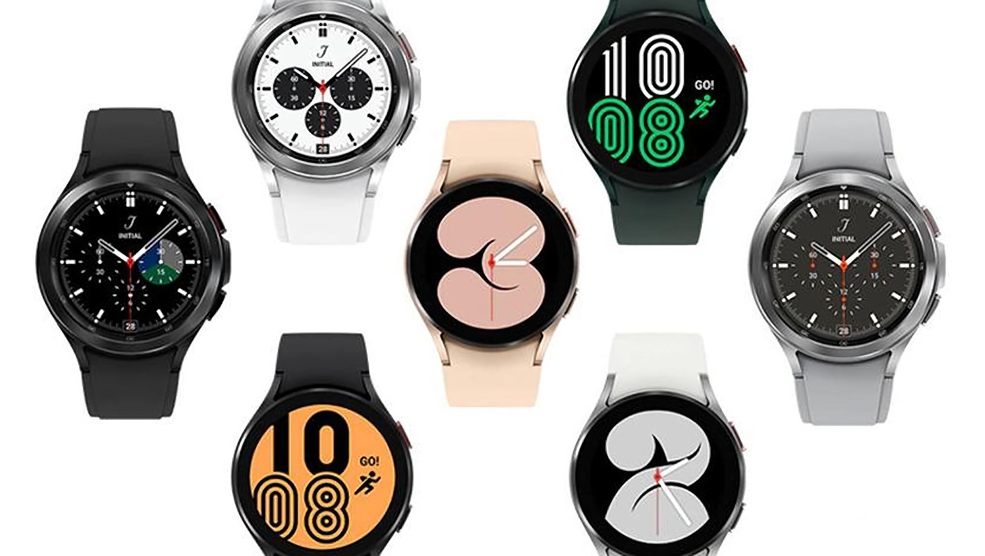 Смарт-часы Galaxy Watch 4 получили важное обновление ПО