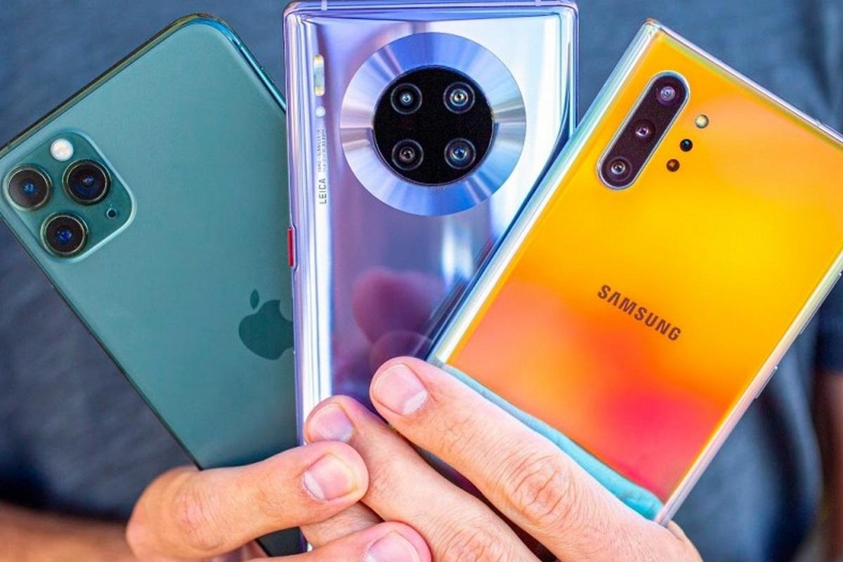 Подвинься, Samsung: Huawei второй месяц подряд возглавляет рынок смартфонов