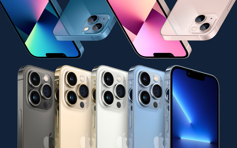 Первая партия официальных iPhone 13 уже в Украине – 8000 смартфонов на $7,5 млн
