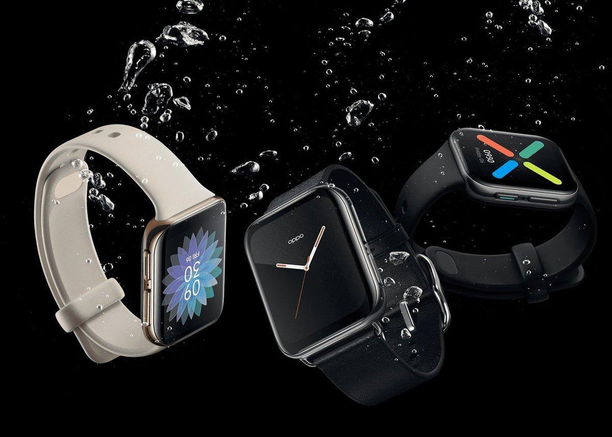 OPPO выпустит еще одну версию смарт-часов OPPO Watch — с функцией ЭКГ