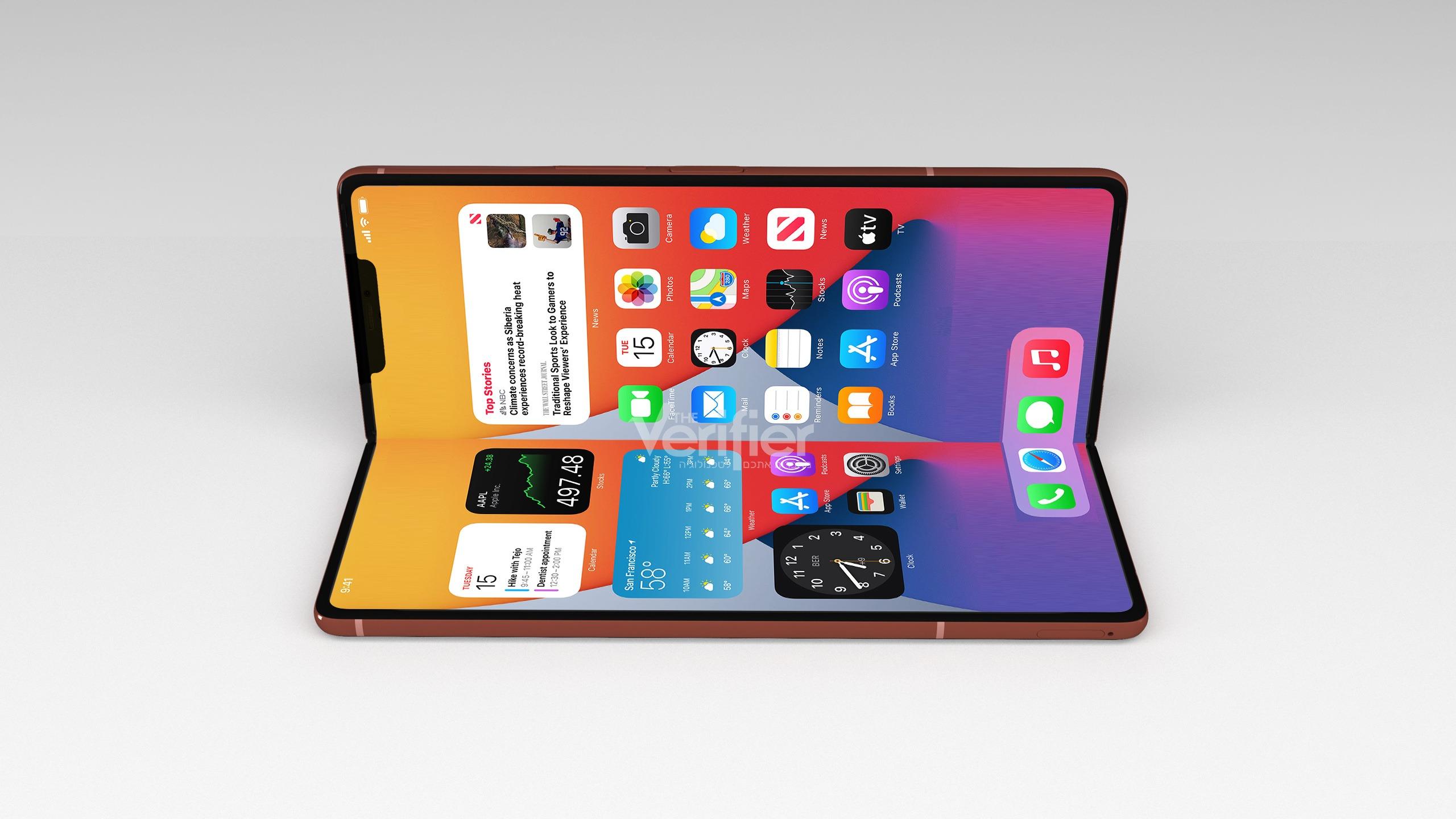 Слух: Apple заменит iPad mini складным iPhone, который выйдет в 2022 году и будет стоить $1500