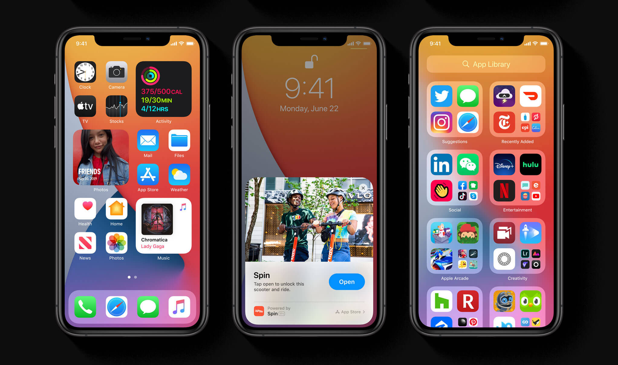 Apple выпустила iOS 14 beta 5: исправление ошибок, большой виджет Apple News и новый интерфейс запроса местоположения
