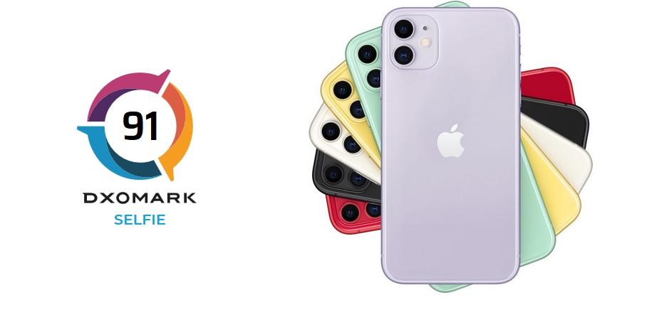 Далеко не лучшая селфи-камера: iPhone 11 снимает хуже, чем iPhone 11 Pro Max