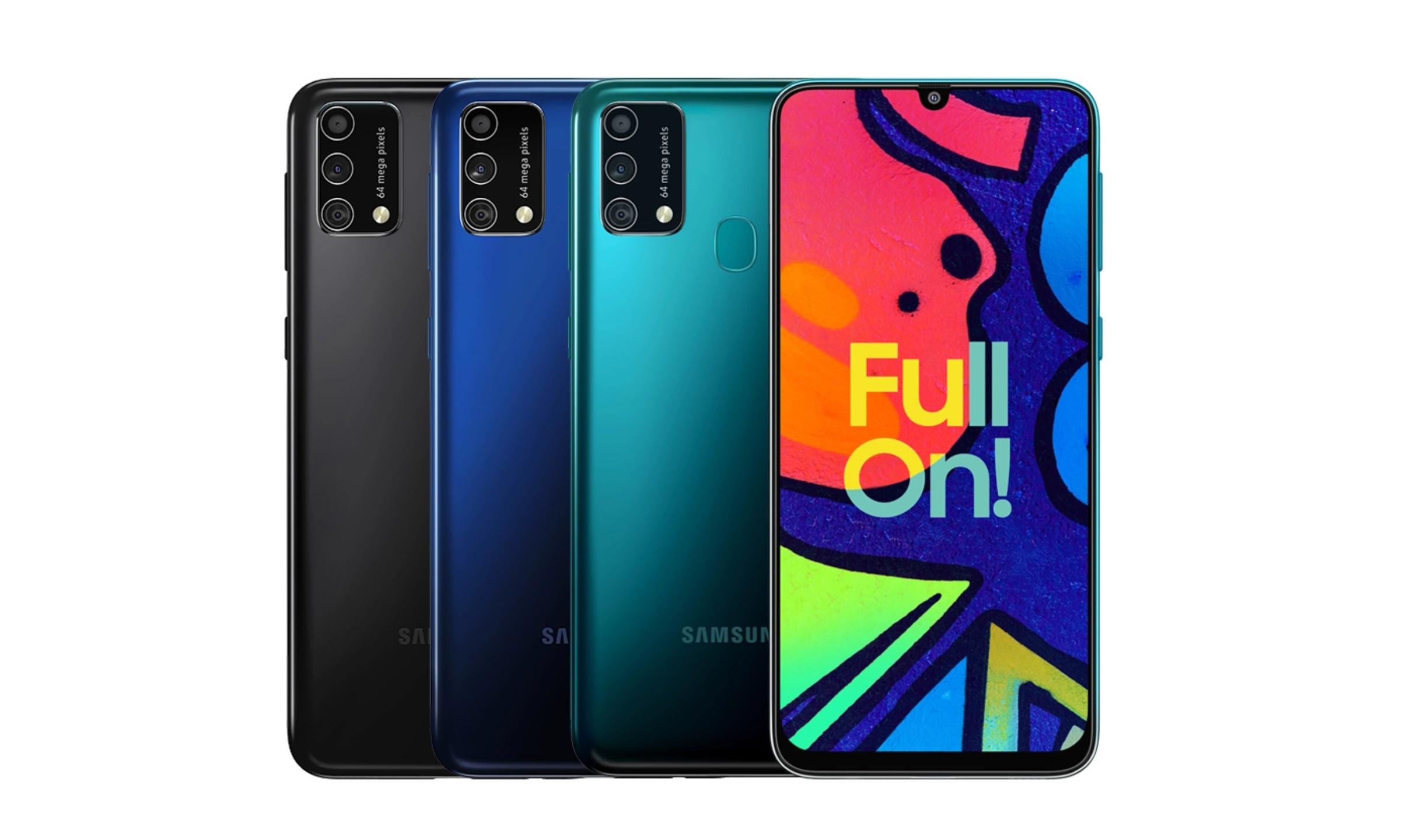 Samsung Galaxy F41: бюджетный смартфон новой серии с чипом Exynos 9611 и батареей на 6000 мАч