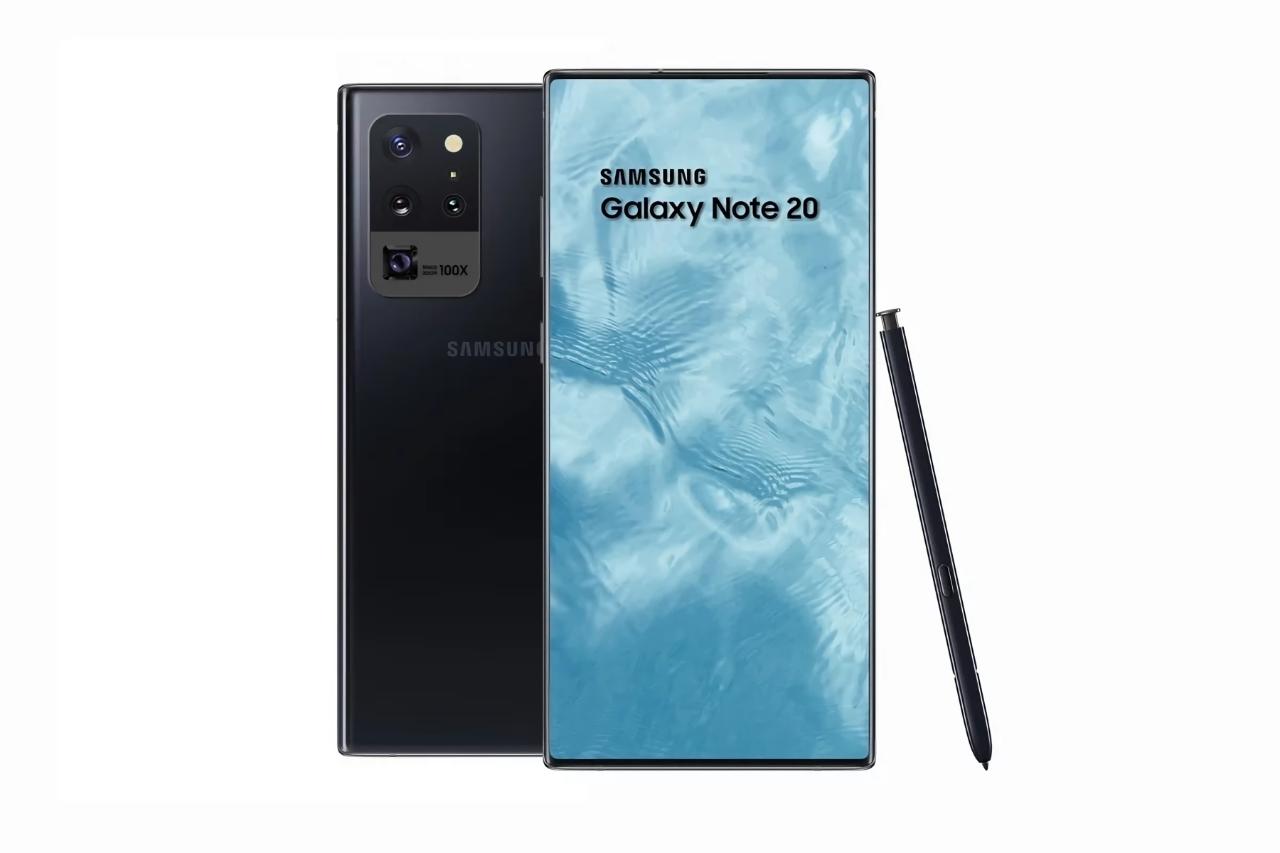 Как у Samsung Galaxy S20: базовая версия Galaxy Note 20 получит аккумулятор на 4000 мАч
