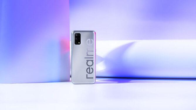 Realme официально представила смартфон Realme V5