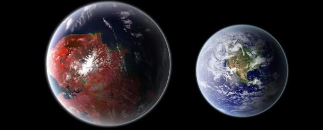 Атмосфера Земли могла быть редкостью благодаря одному химическому процессу