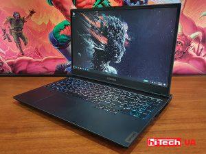 Обзор ноутбука Lenovo Legion 5 Pro с Ryzen 7 5800H и GeForce RTX 3070