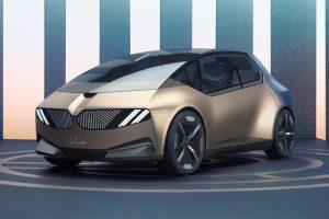 Концепт электрокара BMW i Vision Circular не просто экологичен, заявлено что он на 100% пригоден для переработки