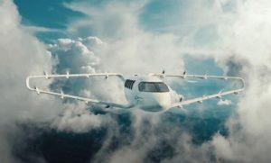 Craft Aero представила новый тип 9-местного летающего такси с ромбовидными крыльями