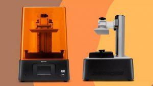 Phrozen Sonic 8K mini — принтер для печати высокодетализированных предметов из смолы