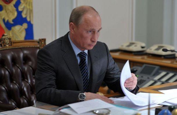Путин может продлить нерабочие дни