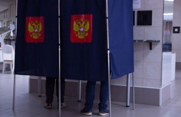 ГИК назвал время работы участков на досрочном голосовании по Конституции