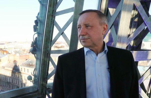 Беглов пообещал наказывать торговые центры рублем за несоблюдение санитарных норм