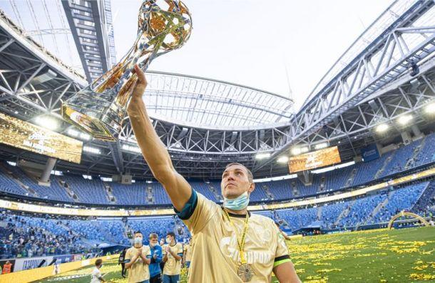 Дзюбу признали лучшим игроком РПЛ, Семака — лучшим тренером