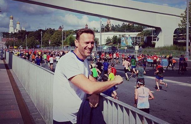 Команда Навального: Политика могли отравить в томской гостинице