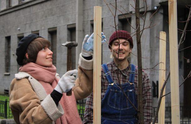 Жителей Центрального района приглашают на 'праздник озеленения города'