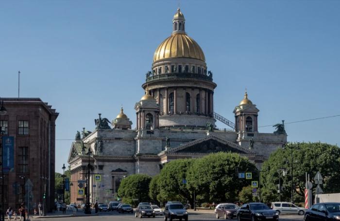 Холодно, но без осадков: Петербург почувствует влияние антициклона