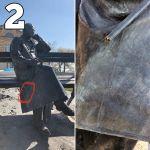 Памятник Михалкову изуродовали вандалы в Пятигорске