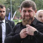 После недельной паузы появился на публике глава Чечни Рамзан Кадыров