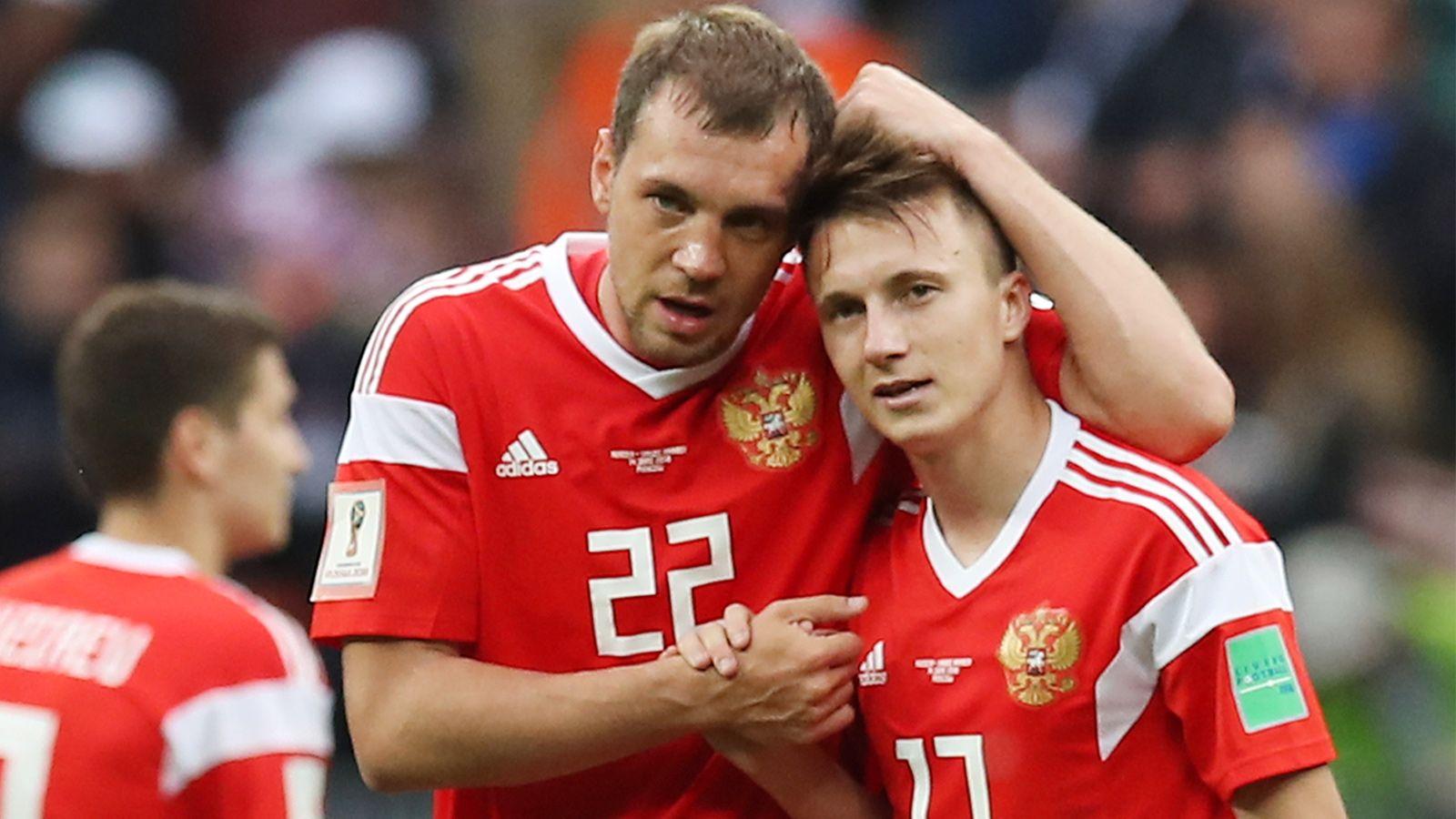 Сборная Германии завоевала путевку в финальную стадию ЧМ-2022