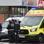 В Москве неизвестный захватил заложников в банке