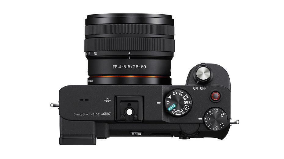 Sony презентовала полнокадровую беззеркальную камеру Sony a7C
