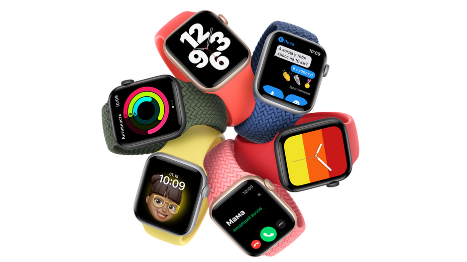 Apple представила смарт-часы 'для бедных' - Watch SE