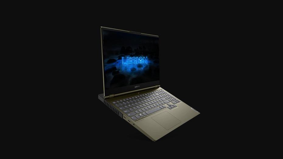 В Россию приехал мощный ноутбук для профессионалов Lenovo Legion Creator 7