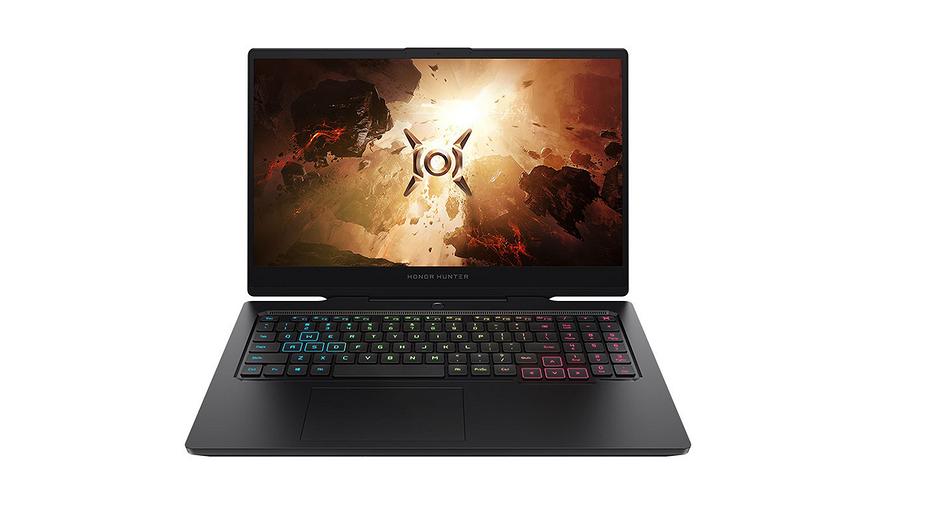 Honor представил свой первый игровой ноутбук - Hunter V700