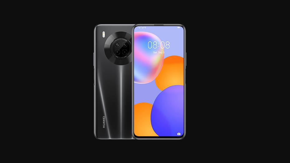 Huawei представила смартфон с флагманским дизайном, но более доступной ценой - Huawei Y9a
