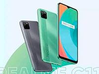 Смартфон Realme C11 показали на официальном фото