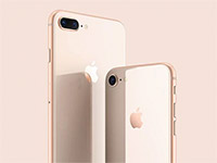 Apple сняла с продажи iPhone 8 и iPhone 8 Plus