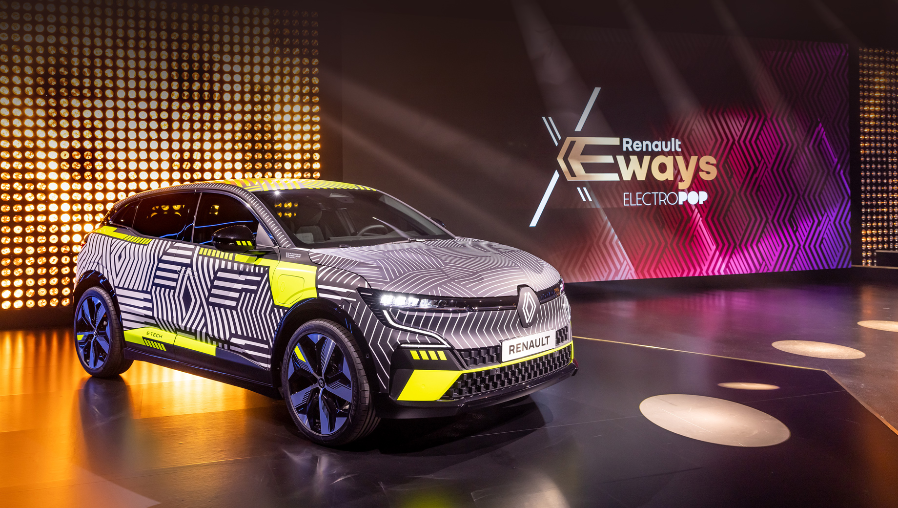 Группа Renault анонсировала электрические проекты