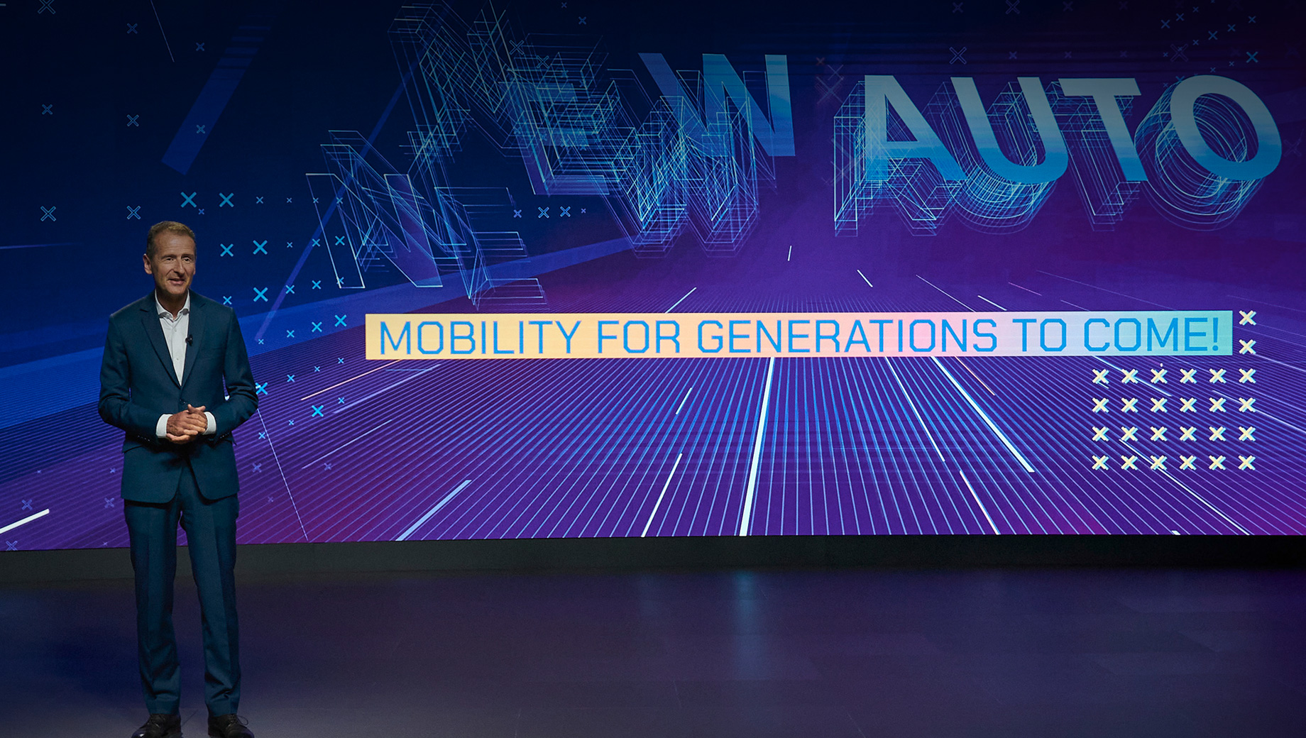 Группа Volkswagen обрисовала стратегию и единую платформу