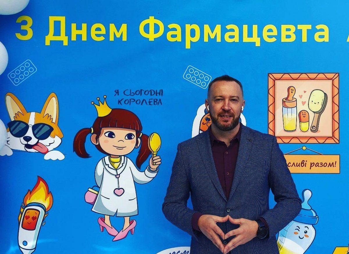 Гендиректор аптечной сети 'АНЦ' Николай Щербина: Киберугрозы – это такая же реальность, которой в 90-х годах была угроза от физических бандитов