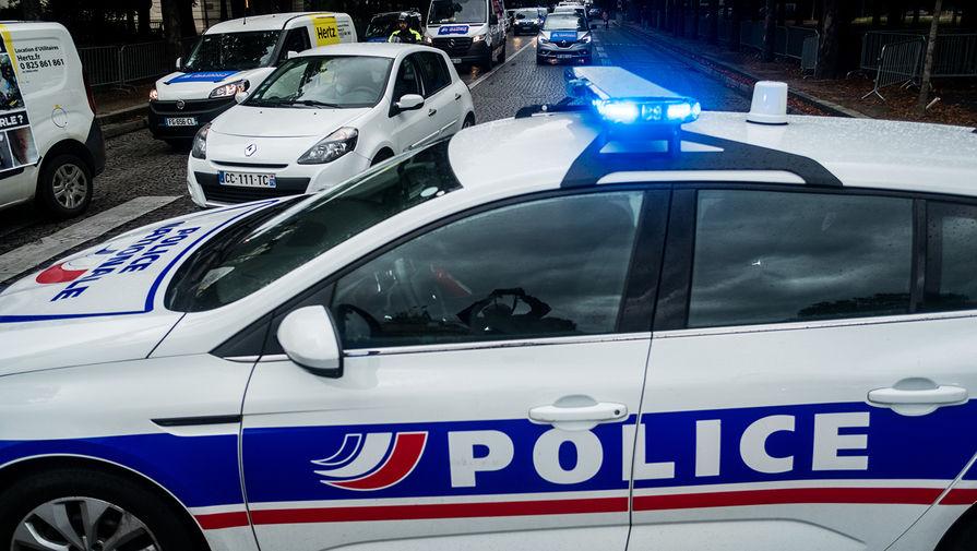 Шум истребителя приняли за мощный взрыв в Париже