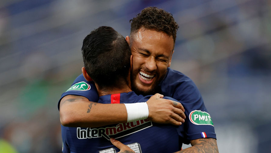 'ПСЖ' победил в Кубке французской лиги