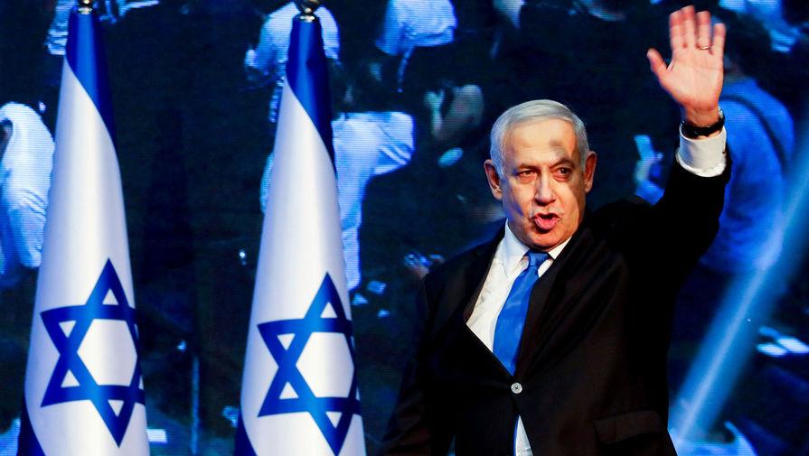 Посольство России передало Нетаньяху приглашение на парад Победы