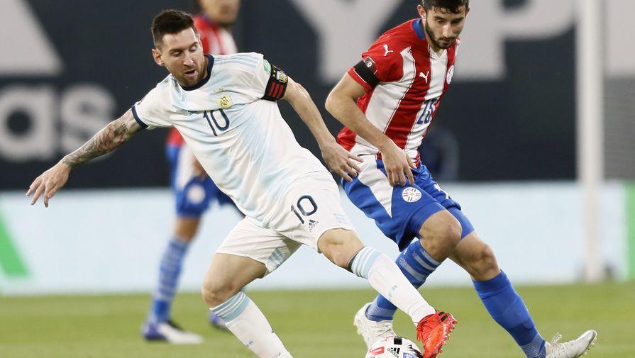 Сборная Аргентина переиграла Перу в отборе к ЧМ-2022