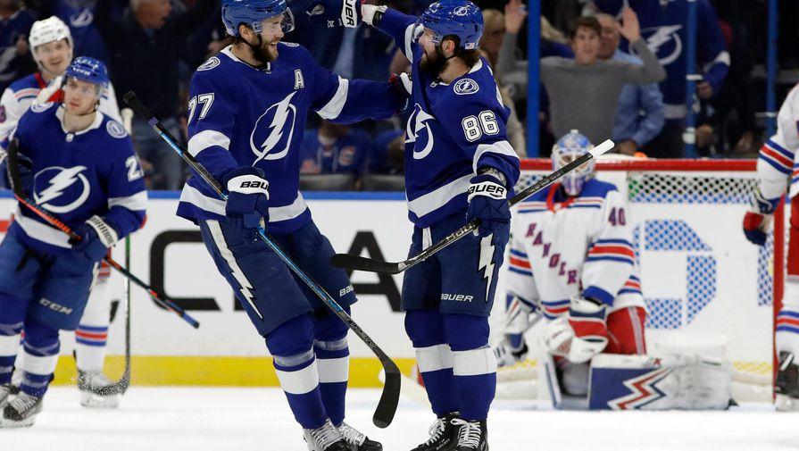 'Тампа' и 'Каролина' выступили против плей-офф НХЛ с 24 командами