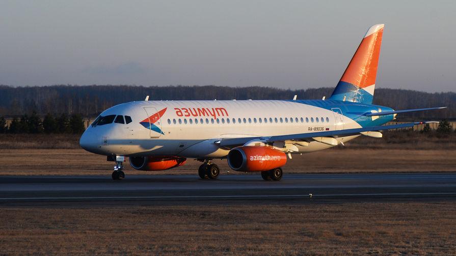 Россия создаст импортозамещающую версию самолета SSJ100