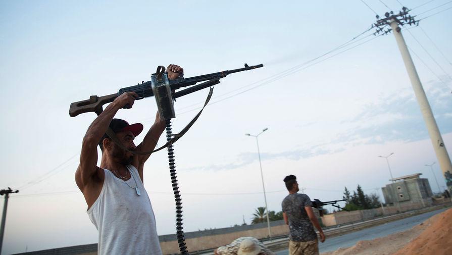 В США снова заявили о нахождении российских наемников в Ливии