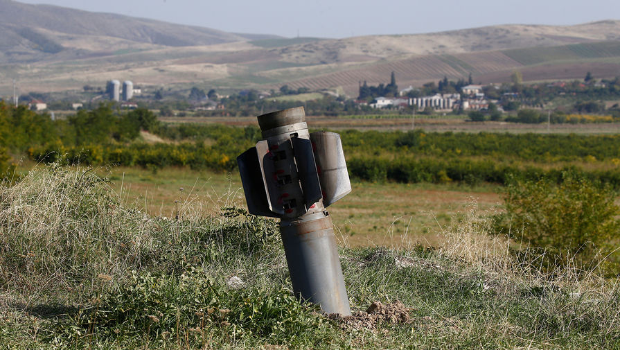 Армения готова предоставить гуманитарный коридор для вывода войск Азербайджана