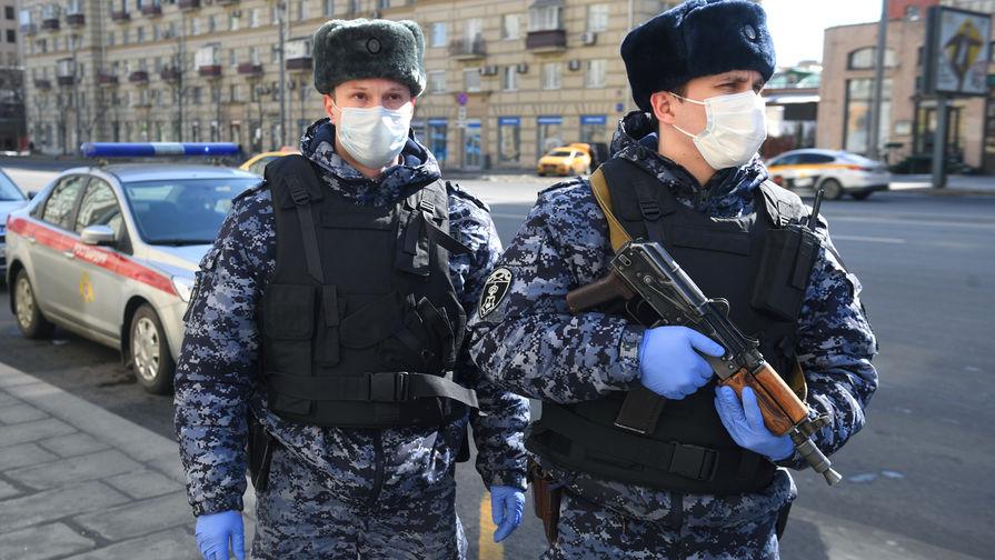 На место захвата заложников в Москве выехал спецотряд Росгвардии